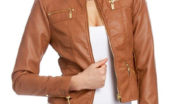 Растягивание кожаной куртки и кожи из кожзаменителя в домашних условиях