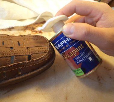 Как и чем покрасить обувь из кожи в домашних условиях