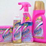 Как использовать пятновыводитель Ваниш
