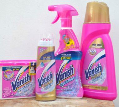 Как использовать пятновыводитель Ваниш: способы применения, общие рекомендации, полезные советы