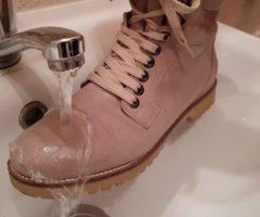 Какая водоотталкивающая пропитка для обуви лучше