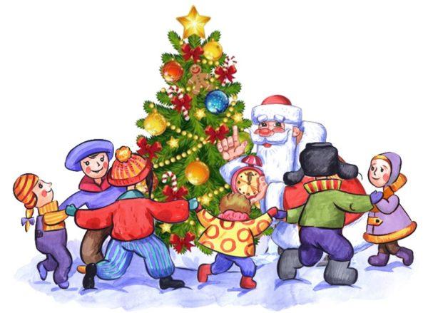 Если вся семья на Рождество собралась в доме