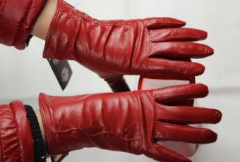 Как постирать кожаные перчатки