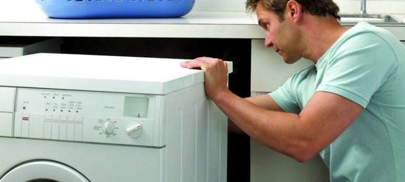 Что делать, если стиральная машина сильно вибрирует, трясется и прыгает
