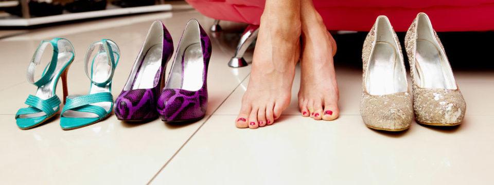Способы растянуть новую обувь в домашних условиях