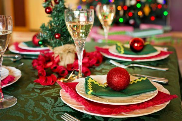 Что можно предложить на стол в новогоднюю ночь