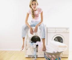 Почему стиральная машина сильно шумит: причины, устранение поломки