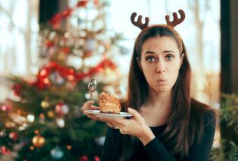 Как не набрать лишние килограммы во время новогодних праздников