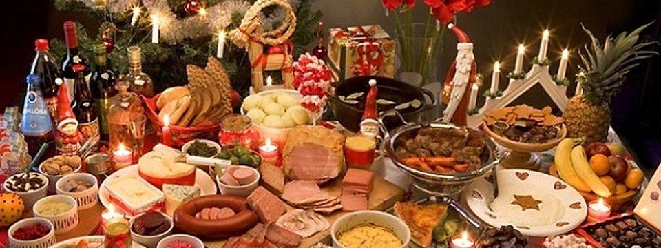 Традиционные блюда на рождественский стол