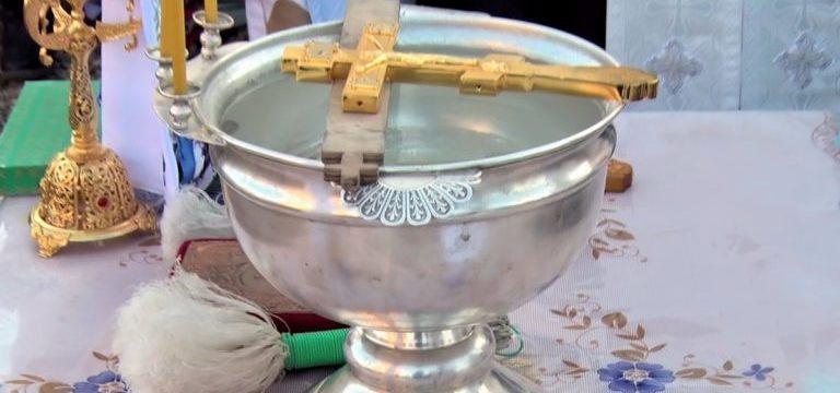 Когда набирать святую воду на Крещение?