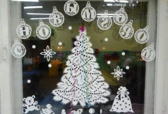 Как украсить класс на Новый год в школе своими руками: идеи