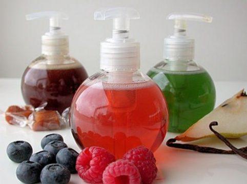 жидкое мыло в домашних условиях своими руками