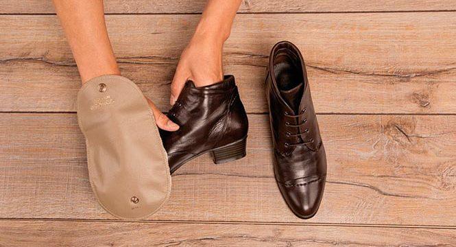 Лучшие способы, как размягчить кожу на обуви