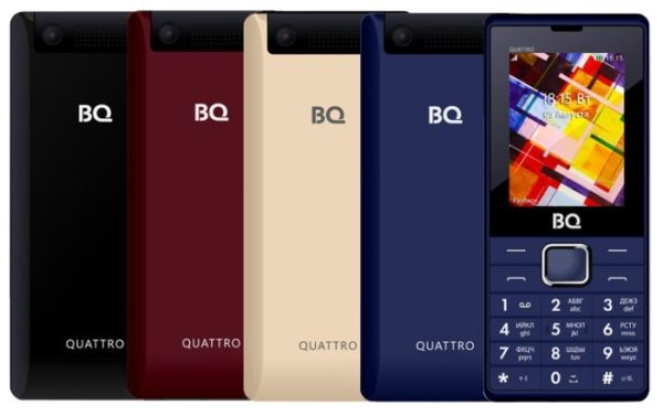 BQ-2412 Quattro