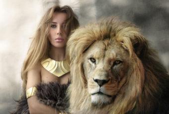 Гороскоп на 2019 год для женщины-Льва