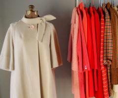 Как обновить старое пальто