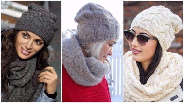 Модельная шапочка-бини