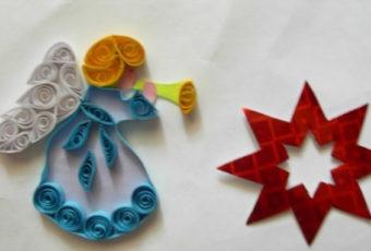 Поделки на Рождество своими руками для детей: идеи, фото