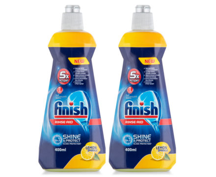 Finish Rinse