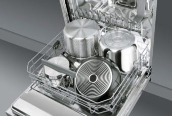 Как правильно загрузить посудомоечную машину: подготовка, размещение, извлечение