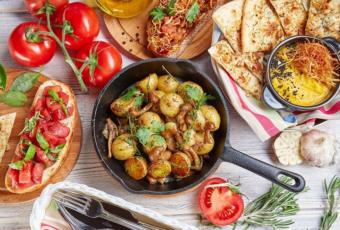 Великий пост 2019: что можно есть по дням, а что нельзя
