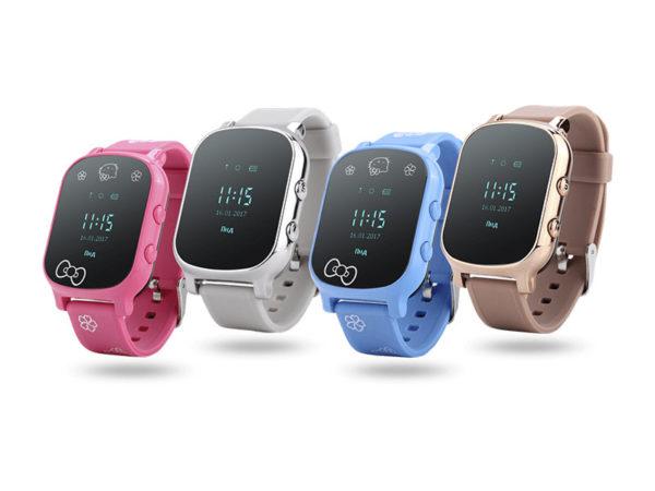 Чем часы с GPS трекером лучше обычного смартфона?