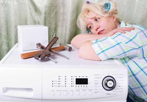 Ошибки на стиральной машине Samsung: что означают, как исправить