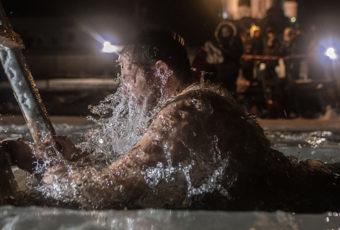 Где искупаться на Крещение в Москве?