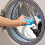 куда заливать жидкое средство в стиральную машину
