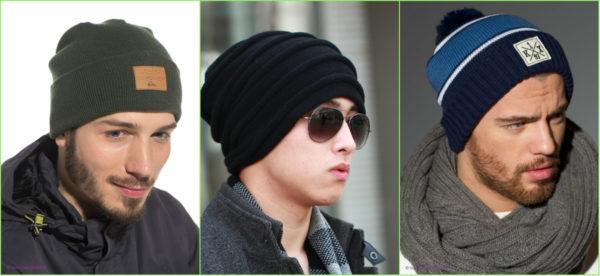 Модные модели мужских шапок