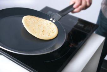 Блинные сковородки: как правильно выбрать изделие для выпечки