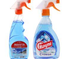 Лучшие средства для мытья стёкол и окон