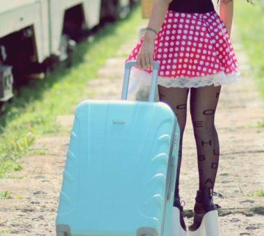 Как компактно сложить вещи в чемодан чтобы все поместилось