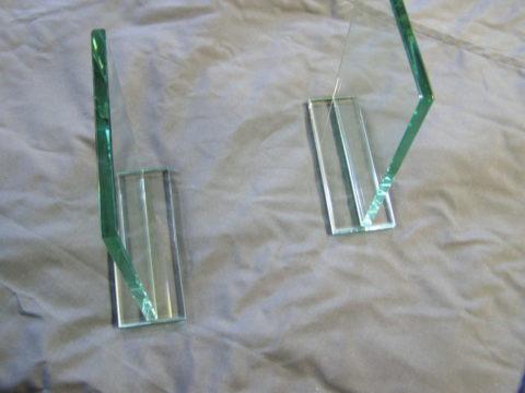 Чем склеить стекло со стеклом