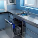 выбрать посудомоечную машину под раковину