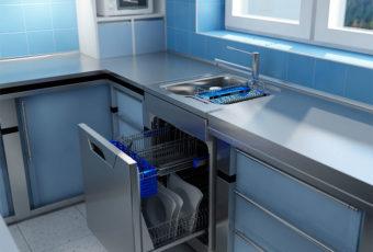 Посудомоечная машина маленькая узкая под раковину: рейтинг лучших моделей