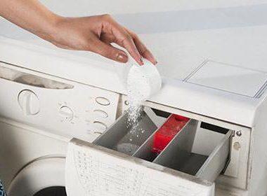Как правильно засыпать порошок в стиральную машину