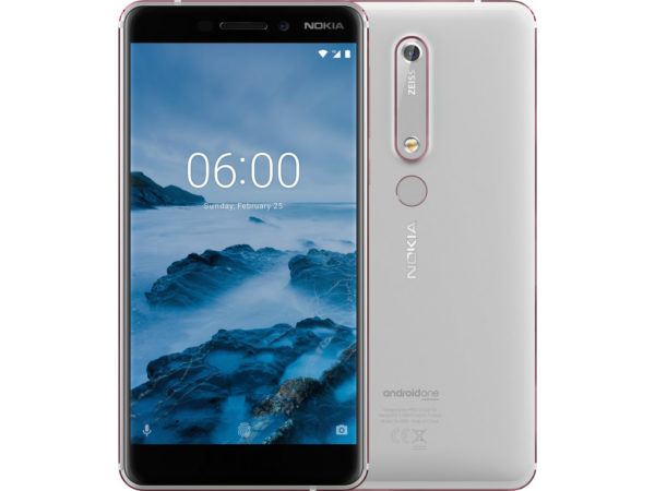 Nokia 6 (2018) (32 ГБ)