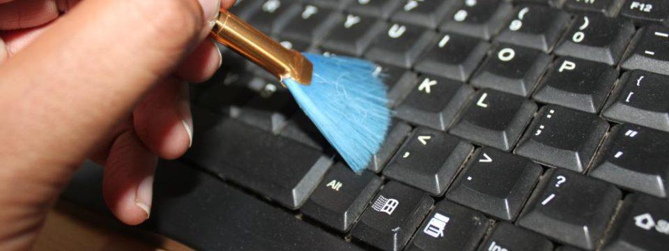 Как почистить клавиатуру: эффективные способы