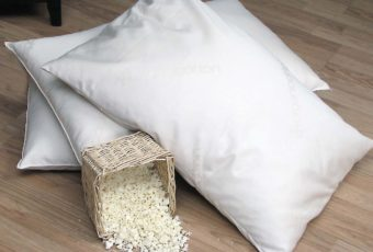 Наполнитель для подушек: достоинства и недостатки материалов