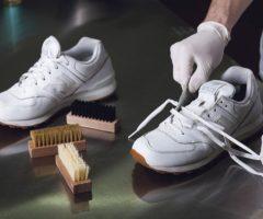 Как отбелить кроссовки в домашних условиях: эффективные способы