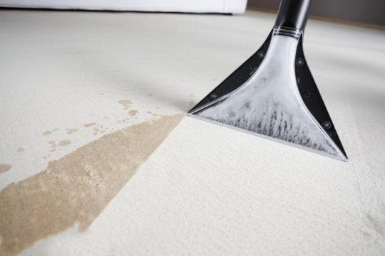 как пользоваться моющим пылесосом