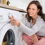 первый запуск стиральной машинки