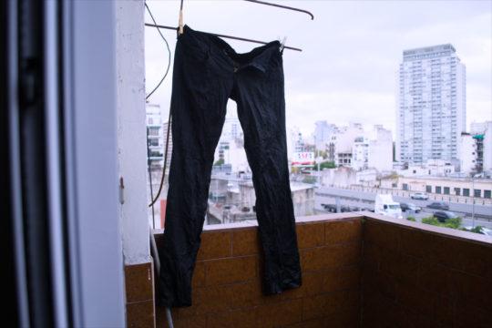 покрасить джинсы в черный цвет