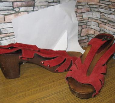 Как покрасить обувь в другой цвет в домашних условиях