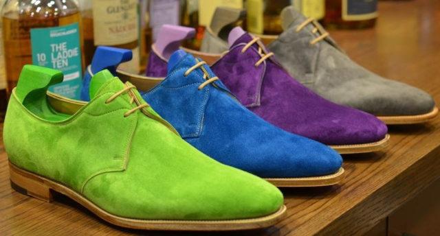 как и чем покрасить обувь