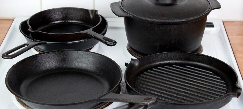 Как выбрать чугунную посуду и не совершать ошибок в уходе