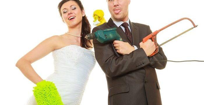 Как разделить домашние обязанности?