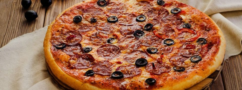 Только для вас! Все секреты приготовления настоящей пиццы