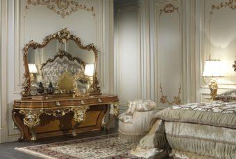 Королевское барокко в интерьере (50 фото)